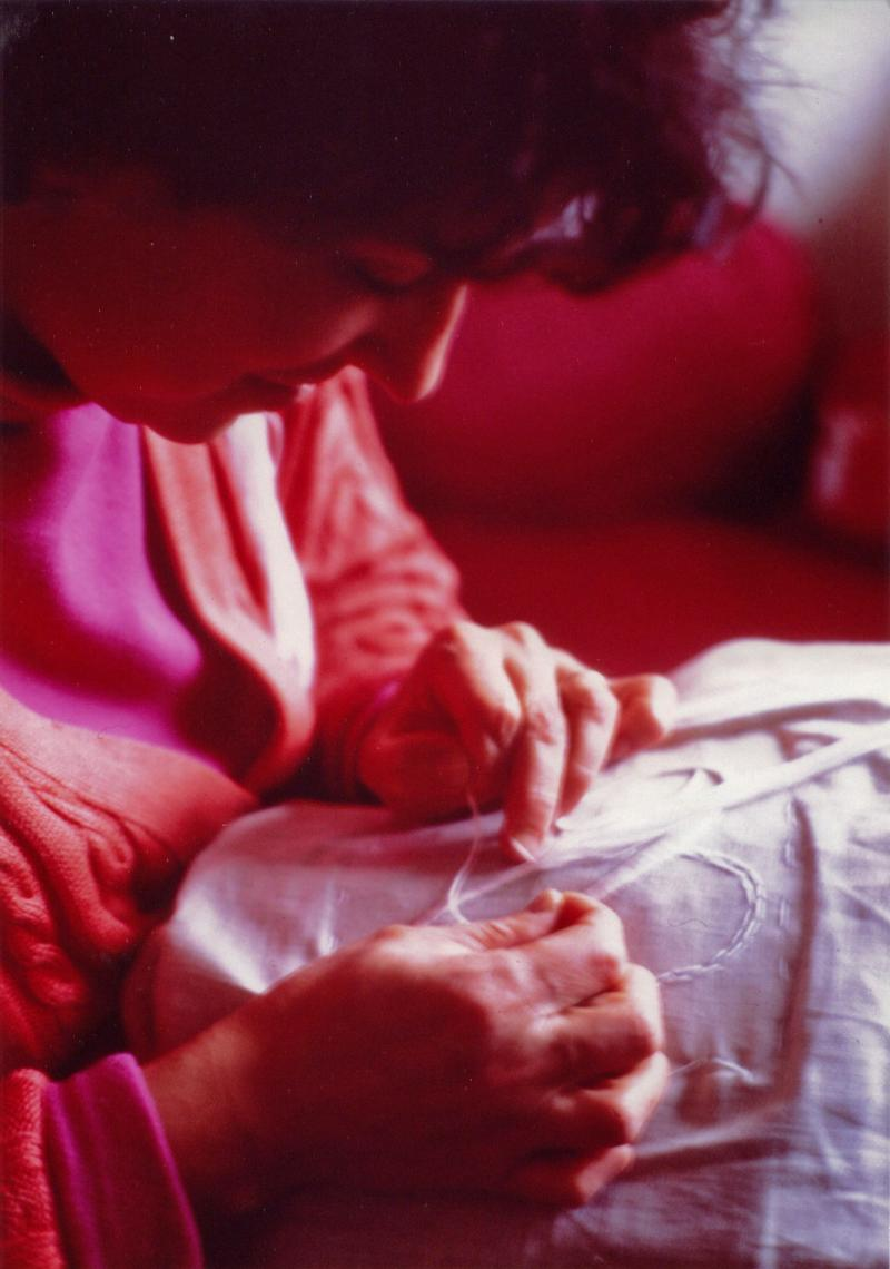 Judith, Chief Embroiderer